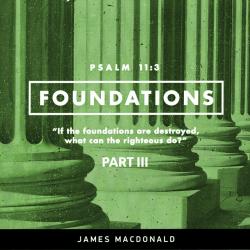 Foundations III