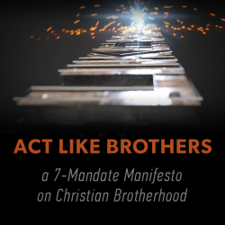 Act Like Brothers   Men's Bible Study